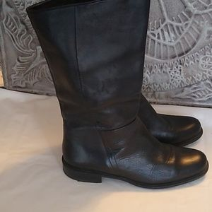 Naturalizer Shoes - Naturalizers black 7M leather boots